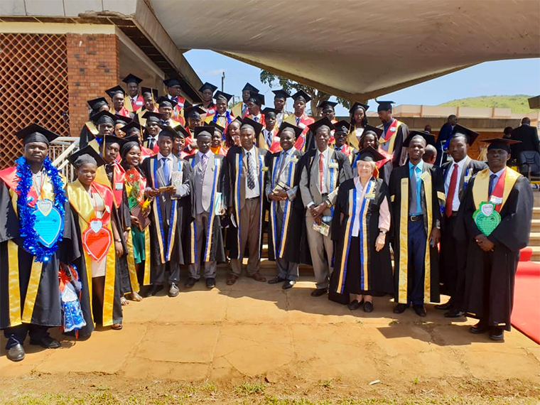 Busitema University's first graduate doctors