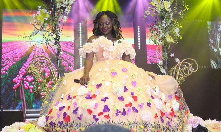 Rema Namakula At Serena on Show Production Services