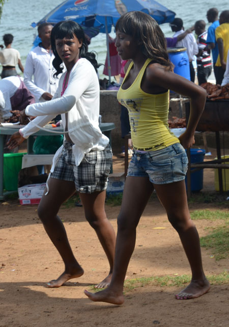 Results for nude Uganda women