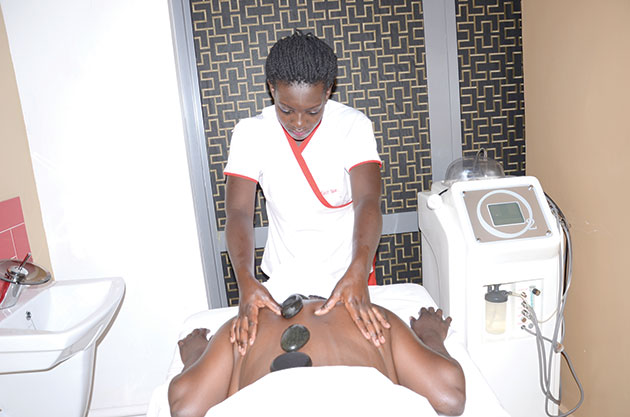 professionell sex massage