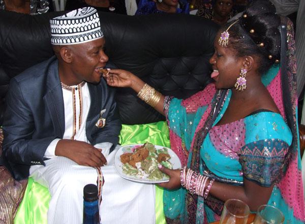 Wedding  Hadija And Haruna Mubiru U2019s Big Show
