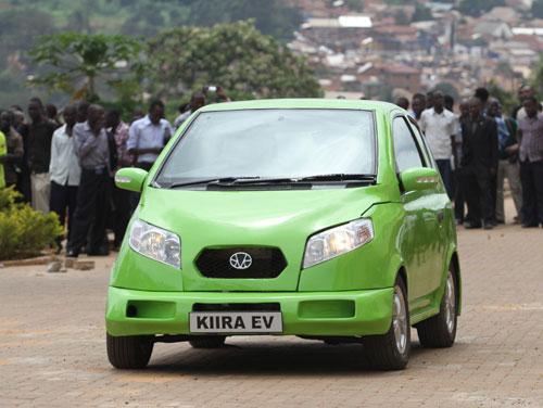 Image result for Tickodri Togboa, the coordinator Kiira EV commercialisation+ images