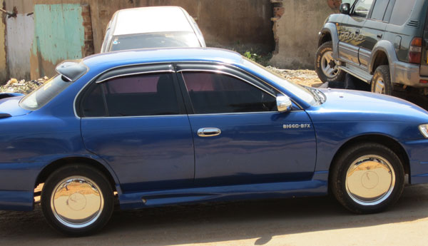 Toyota Corolla Pimped