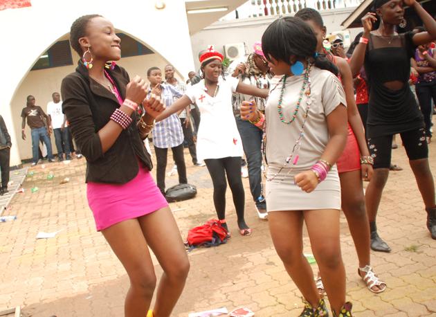 Ugandan girls looking for men