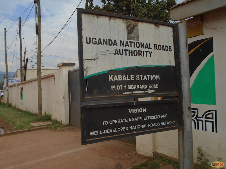 UNRA Kabale station