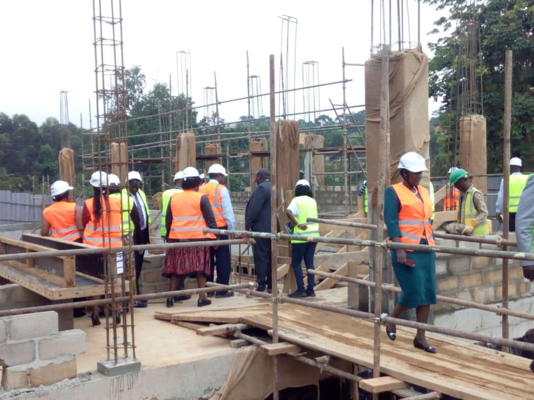 MPs inspect water works at Kitosi