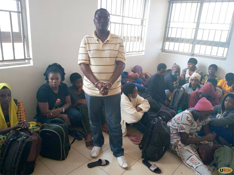 Five arrested in Kampala over trafficking 30 Burundian women