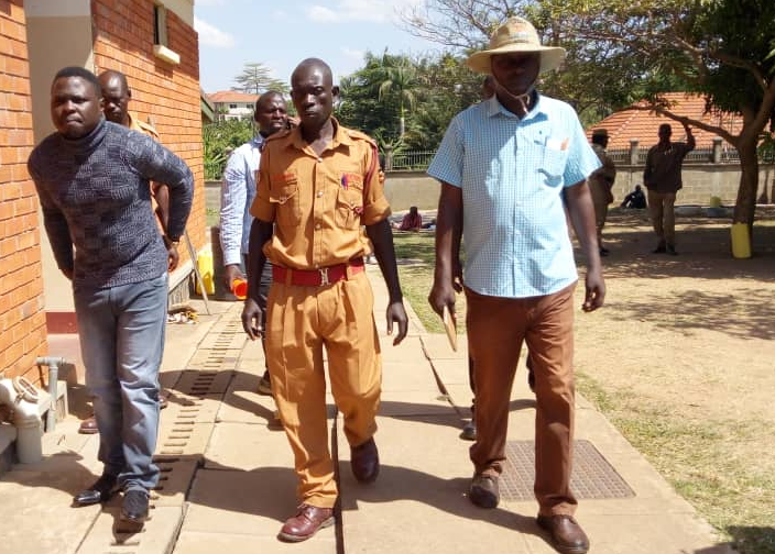 MP Zaake was re-arrested moments after being granted bail by court in Arua