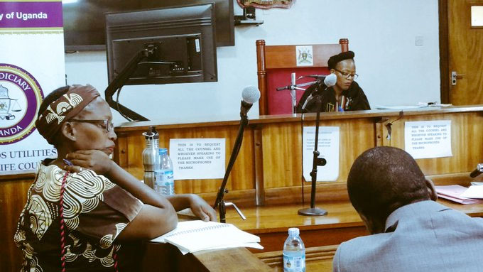 Stella Nyanzi asked the High court to review the ruling of magistrate Gladys Kamasanyu