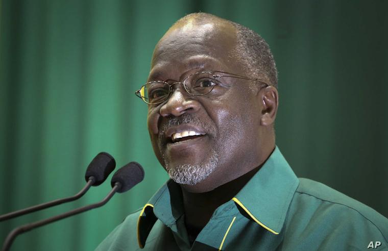 RIP: John Pombe Magufuli