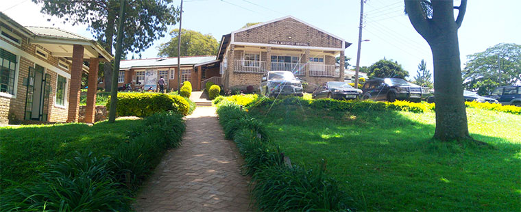 Ishaka Adventist hospital and health training institute