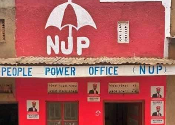 Kasese NUP offices