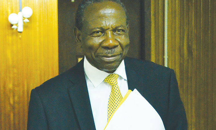 Minister of Finance Matia Kasaija