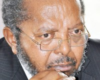 Governor Tumusiime Mutebile